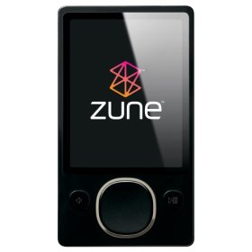 Microsoft Zune 2nd Generation Black