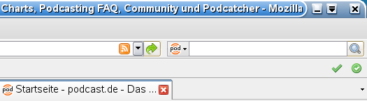 Open Search podcast.de