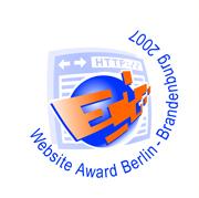 Website-Award Berlin-Brandenburg 2007