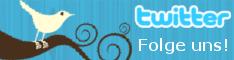 Twitter - Folge uns!