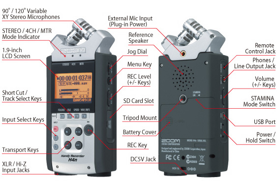 H4n Handy Recorder