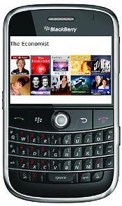 Ultra PodCast Player - Blackberry Podcatcher