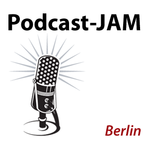 Podcast-JAM Berlin Logo