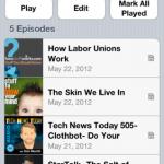 Podcaster App