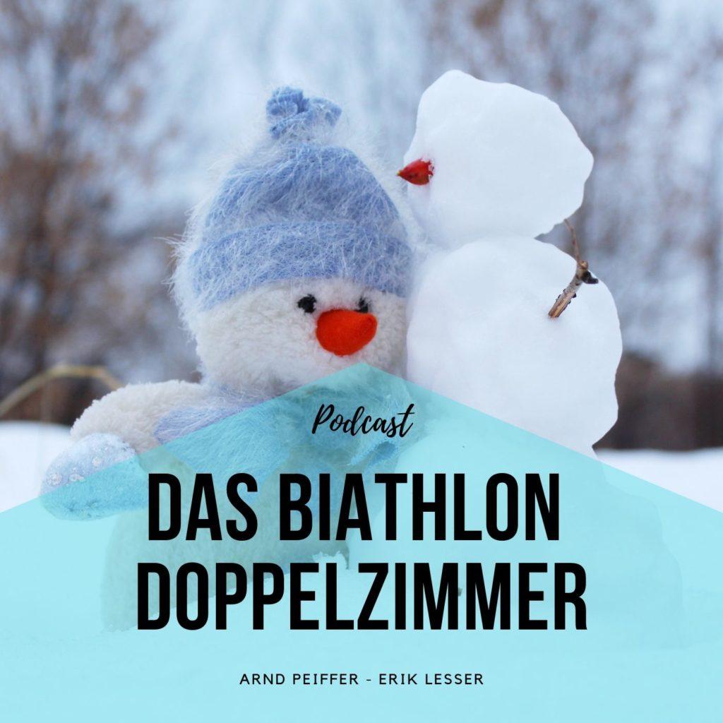 "Cover-Bild des ""Das Biathlon-Doppelzimmer""-Podcasts auf podcast.de"