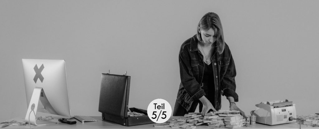 5 Möglichkeiten, Deinen Podcast zu monetarisieren, Teil 5 von 5: Spenden. Stock Foto von Tima Miroshnichenko via pexels.com