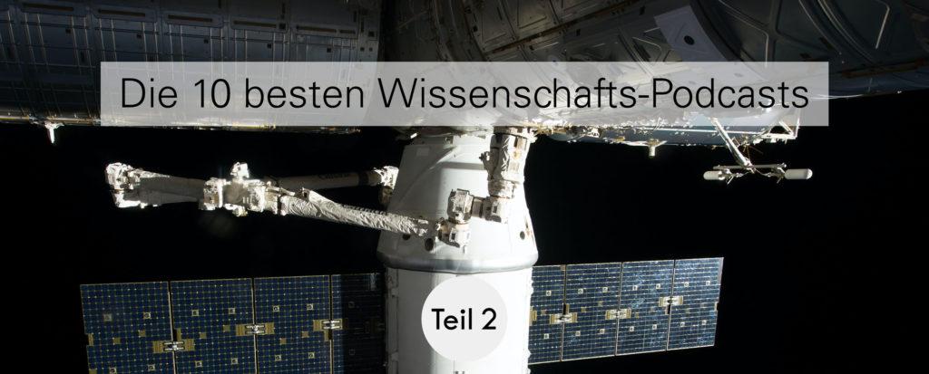 Die 10 besten Wissenschafts-Podcasts abseits der Charts auf podcast.de. Diskussionen und Interviews der Experten über den aktuellen Stand der Forschung.