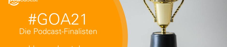 Grimme Online Award 2021 Header podcast.de